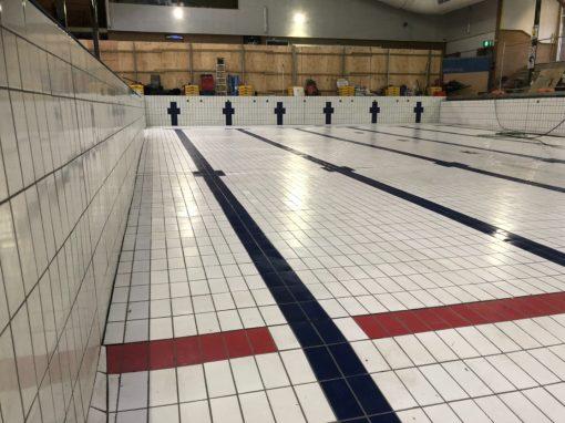 Monash University Doug Ellis Pool
