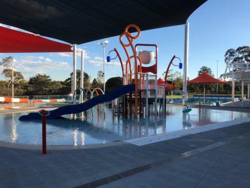 Oak Park Aquatic Centre