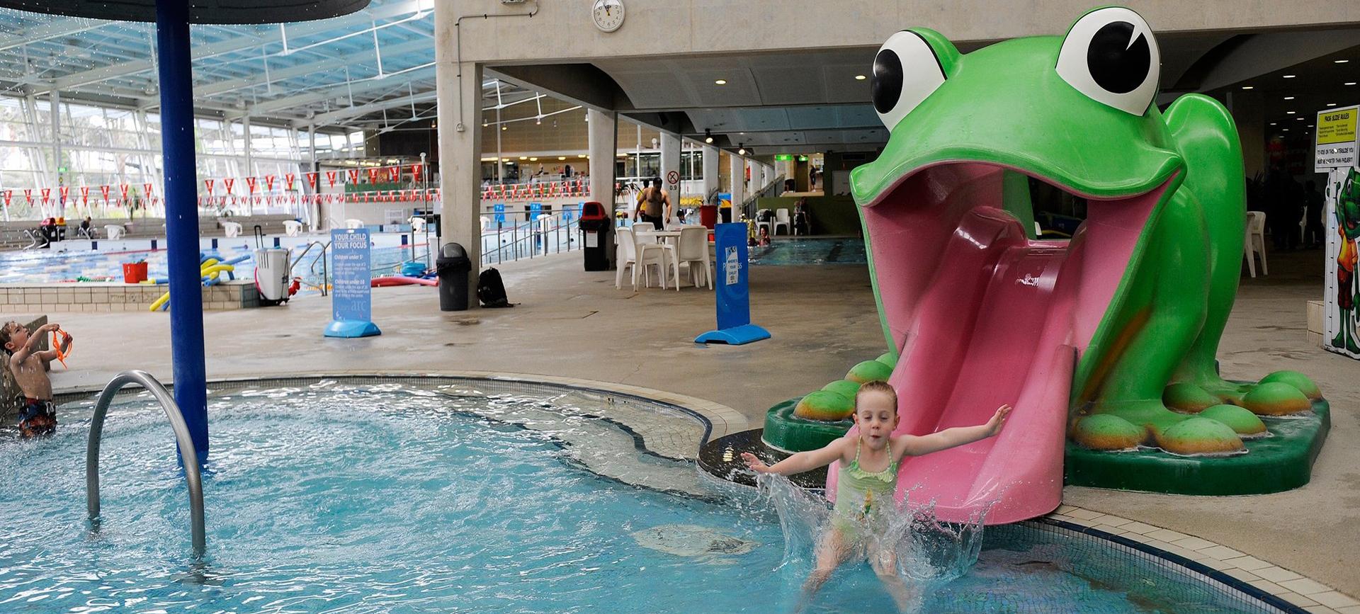 casey race swimming centre