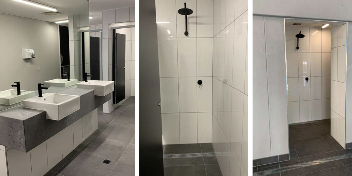 genazzano bathroom tiling
