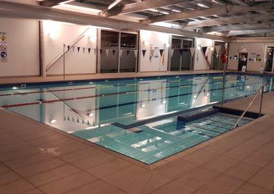 marriott hotel pool renovation