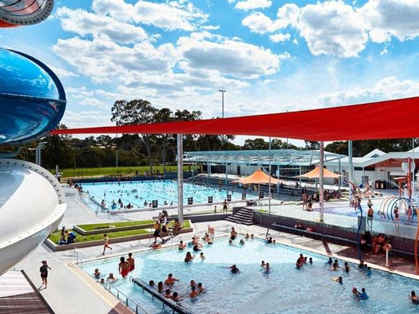 oakpark aquatic centre