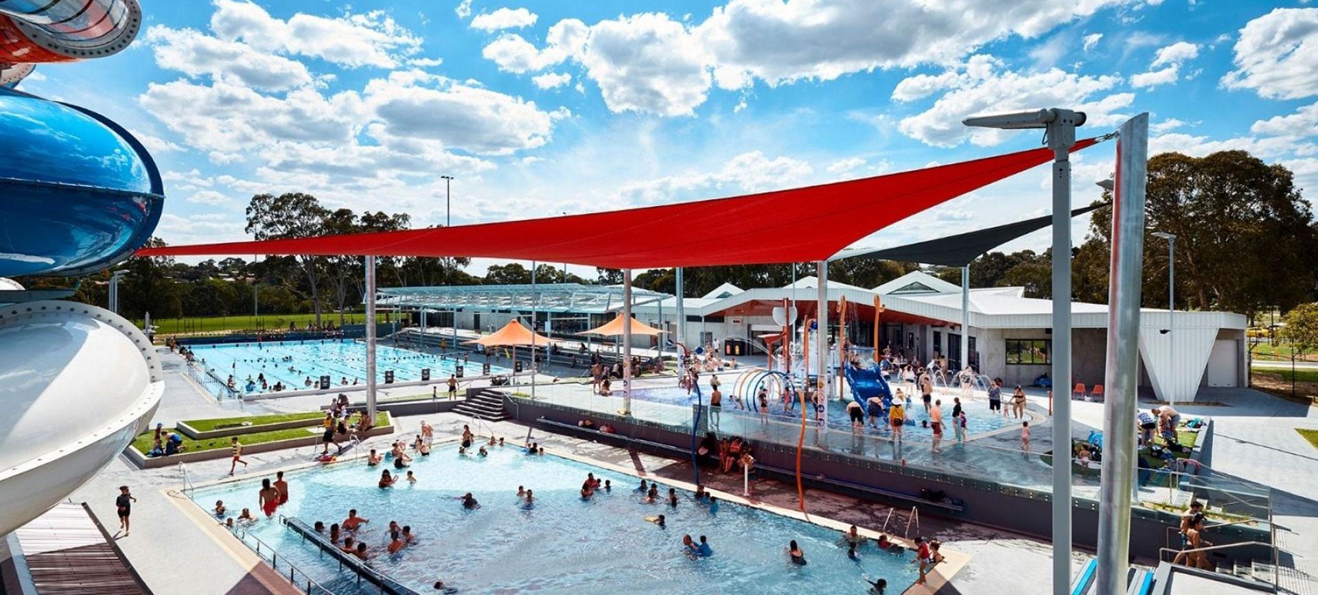 oakpark pool build