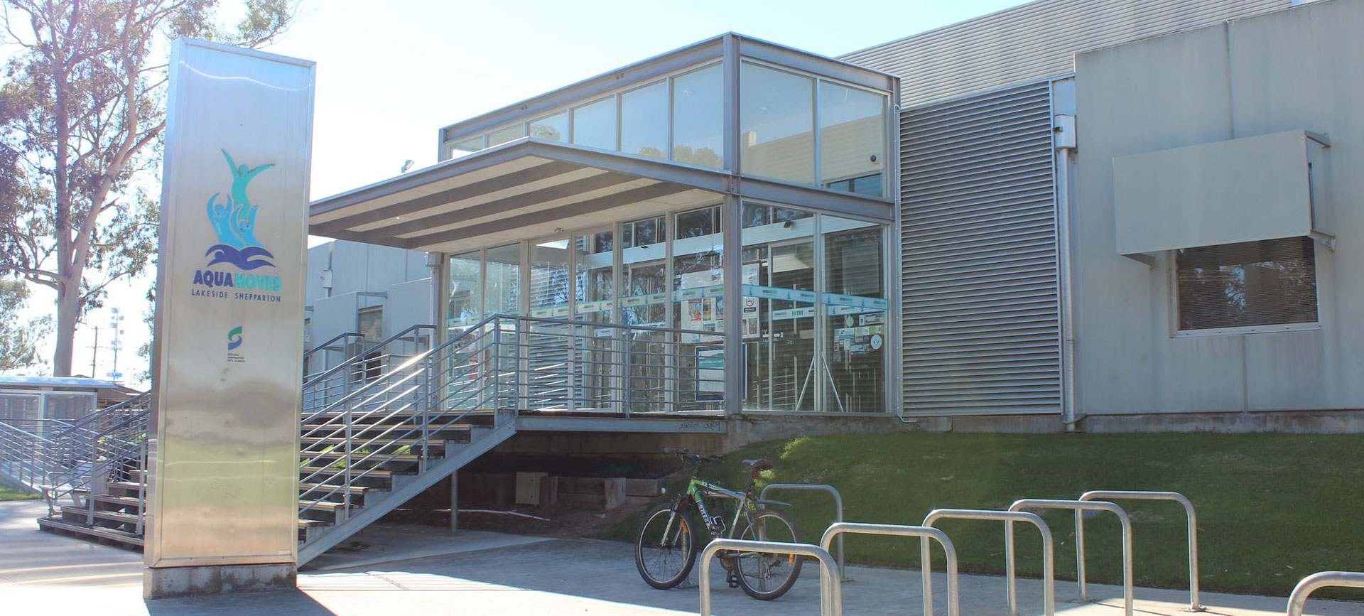 shepparton aquatic centre