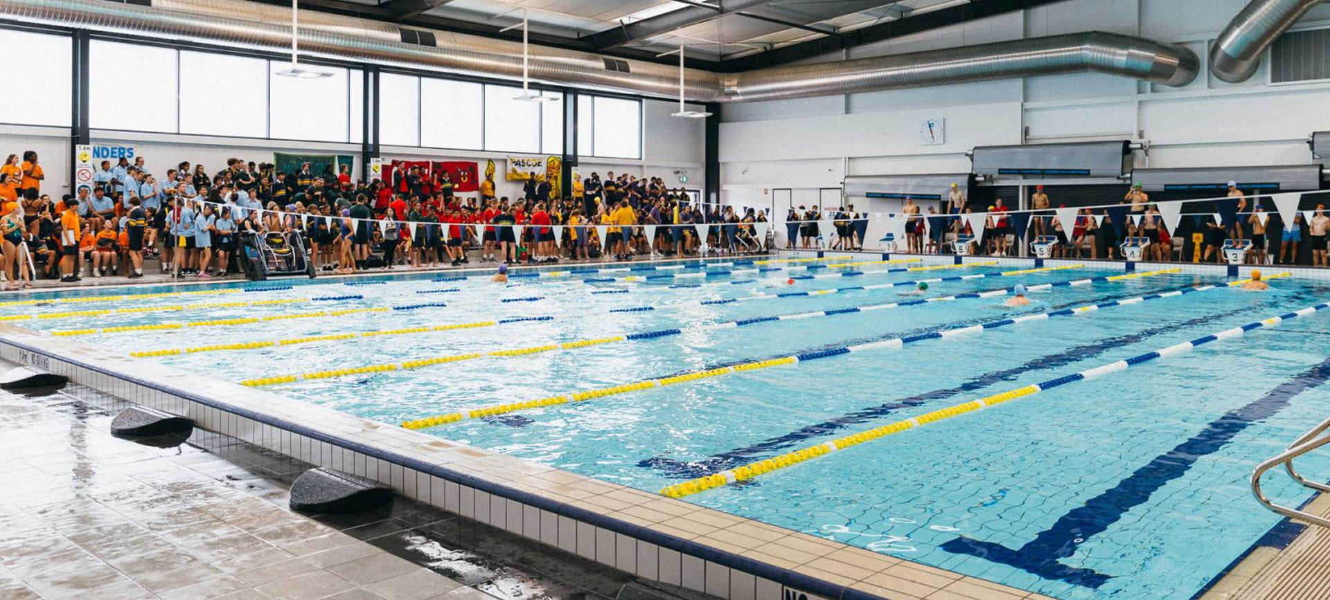 westbourne grammar pool build